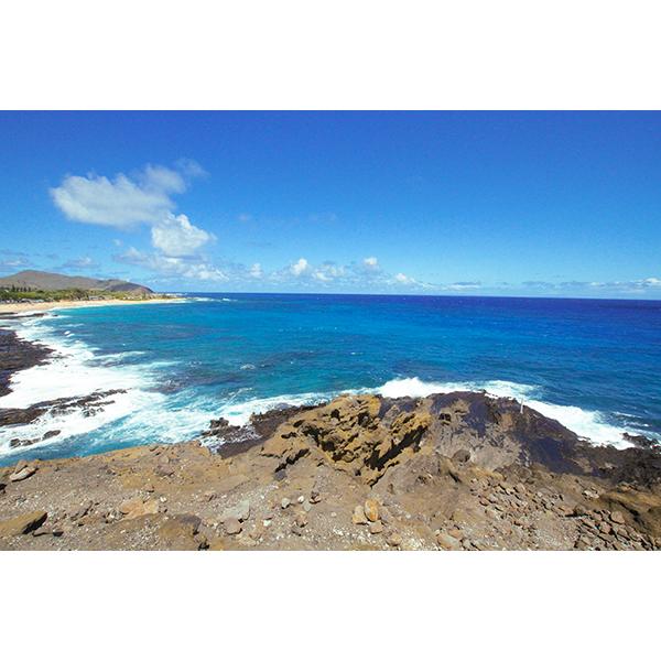 ハワイ海太平洋