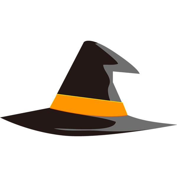ハロウィン 帽子