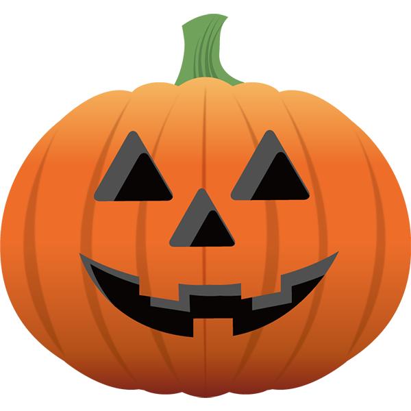 ハロウィン かぼちゃ 立体的