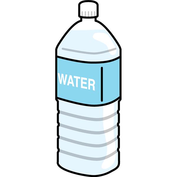2Lペットボトル 水