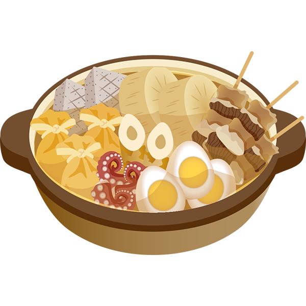 おでんの鍋