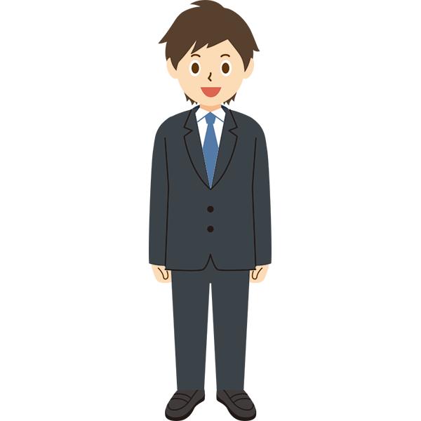 スーツ 男性 成人式