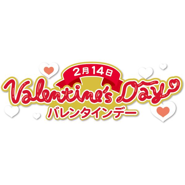 文字素材 Valentine's Day バレンタインデー2