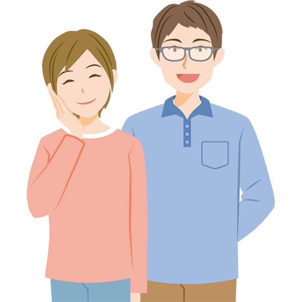 夫婦 両親