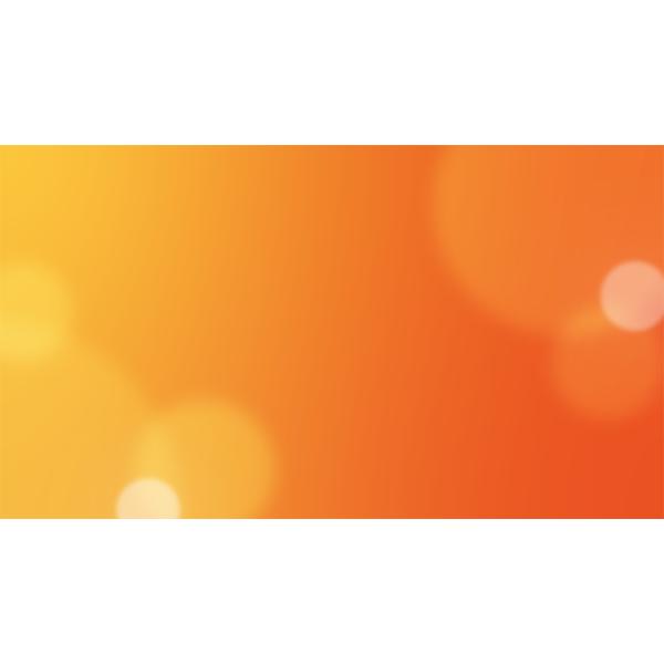 背景画像(縦横比16:9)オレンジ